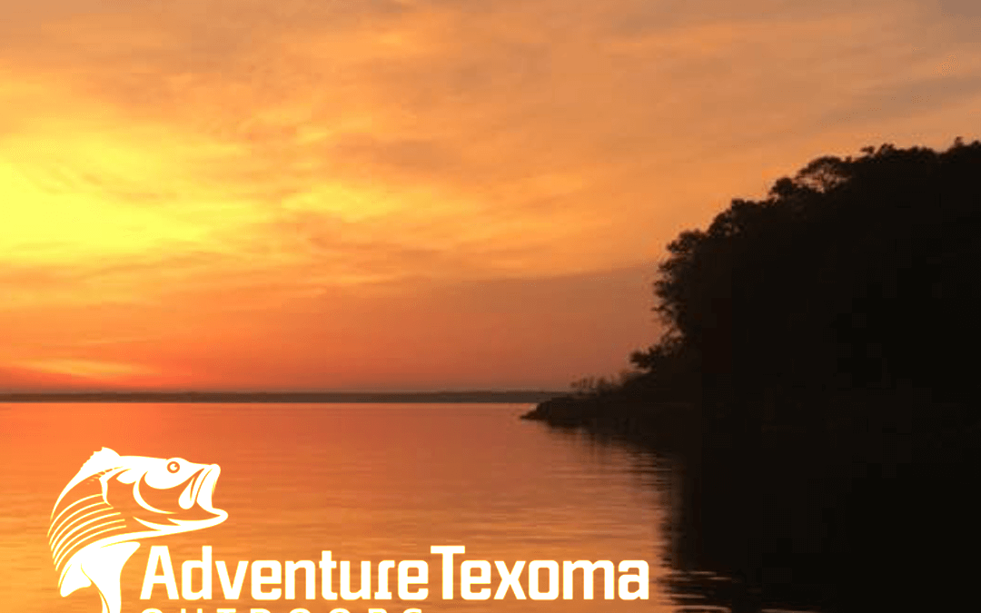 History of Lake Texoma