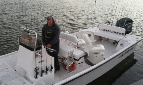 John Blasingame Lake Texoma Striper Fishing Guide